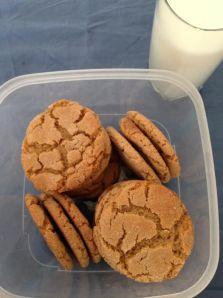 Stay Soft PB Cookies