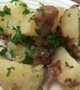 Parsely Red Potatoes